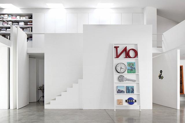 Творческая студия и дом фотографа под одной крышей