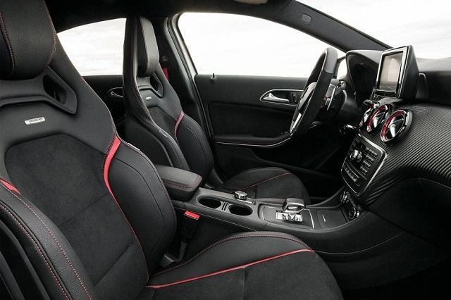 Новый Mercedes-Benz AMG A45 2014 года