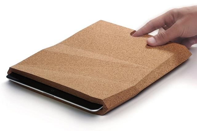 Износоустойчивое покрытие для iPad от iCorkCase
