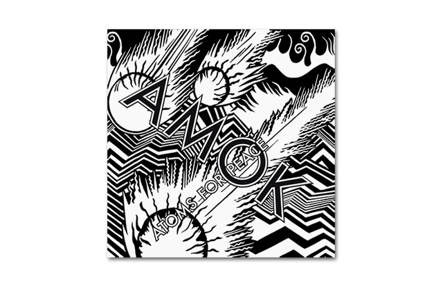 Atoms for Peace представили свой альбом