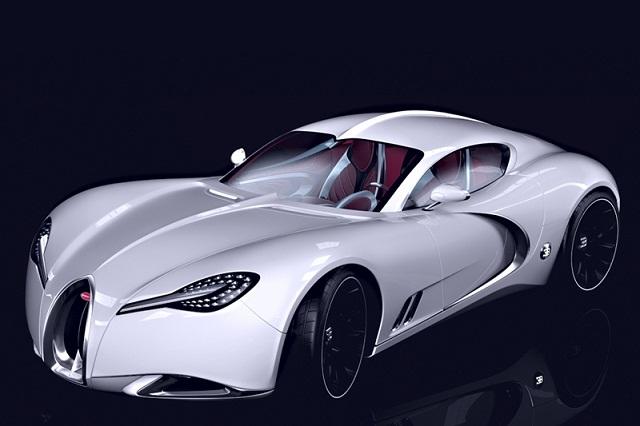 Концепт Bugatti Gangloff обновляет классику