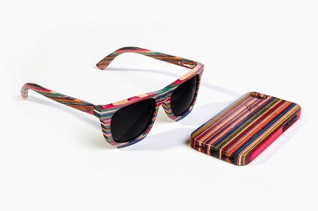 Чехол для iPhone 5 и очки Diamond Supply Co.