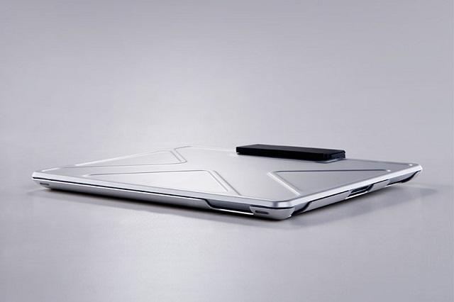 Алюминиевый чехол для iPad от Andrea Ponti