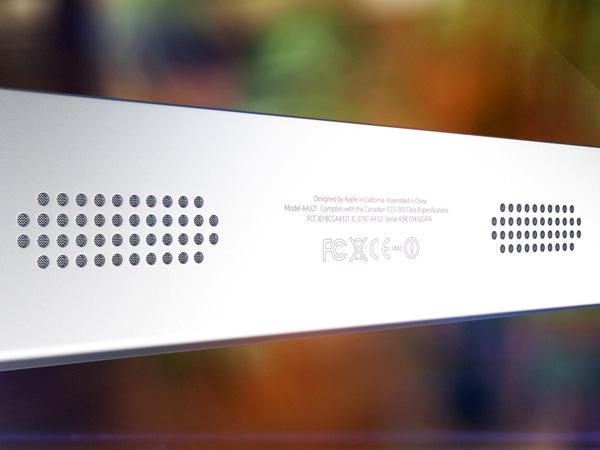 Дизайнер Ricardo Luis Monteiro Afonso представил концепт прозрачного iPad