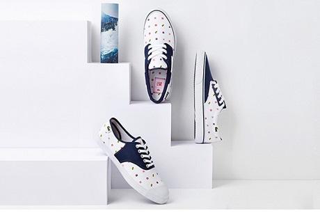 Весенне-летняя коллекция обуви Lacoste L!VE