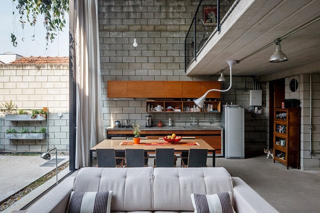«Мараканский Дом» от дизайнеров Terra e Tuma