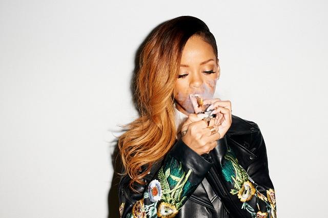 Rihanna в фотосессии Terry Richardson для Rolling Stone