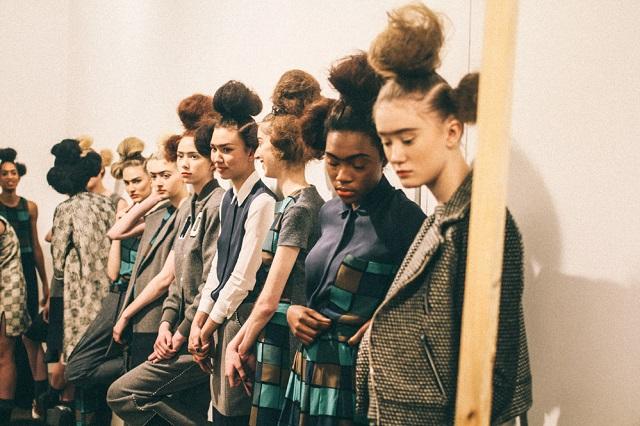 Новое видео с Нью-Йоркской недели моды