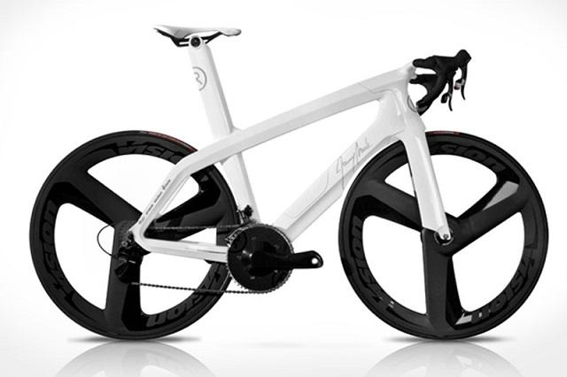 Велосипед Dream Machine от студии дизайна Jonny Mole