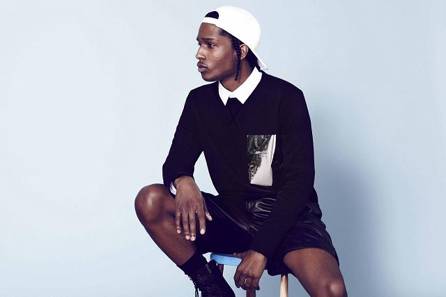 Skrillex и A$AP Rocky представили совместное видео