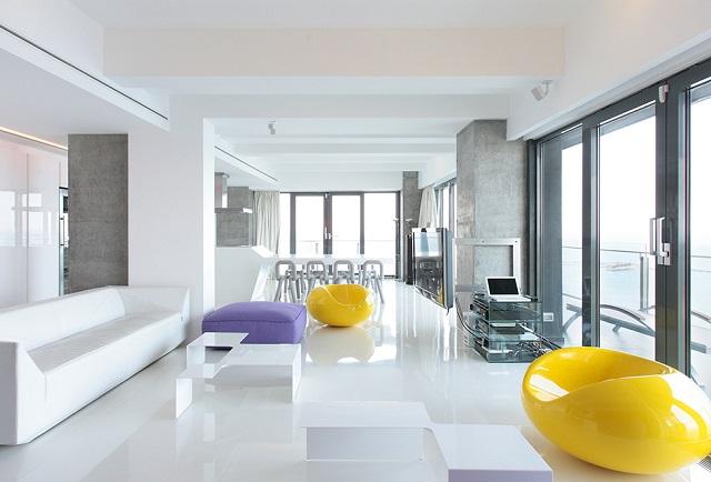 Проект Apartment «H» в Румынии