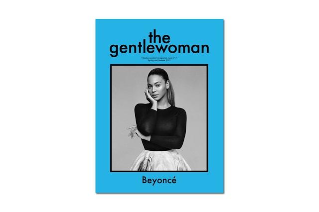 Beyonce для The Gentlewoman Весна/Лето 2013