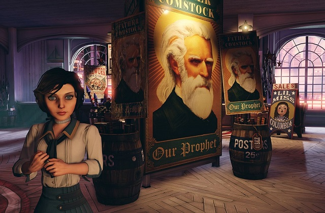 Трейлер BioShock Infinite к запуску игры