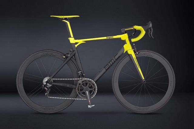 Велосипед BMC 50th Anniversary Lamborghini Edition