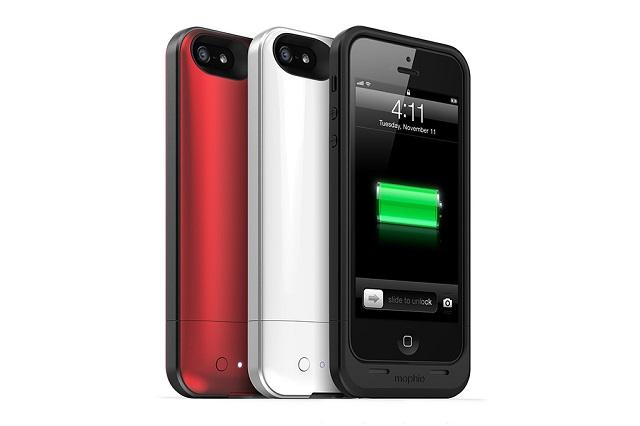 Компактный чехол-аккумулятор Mophie Juice Pack Air теперь и для iPhone 5