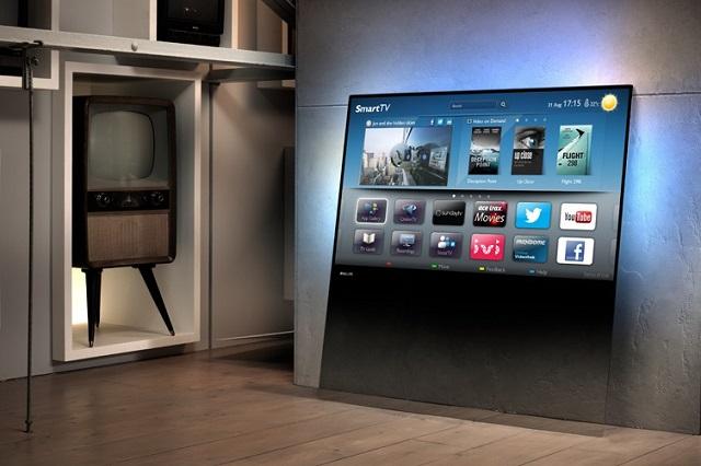 3D телевизор DesignLine LED от Philips