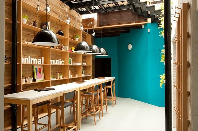 Звукозаписывающая студия Animal Music в Буэнос-Айресе
