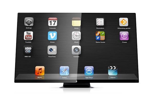 Новые подробности Apple iTV