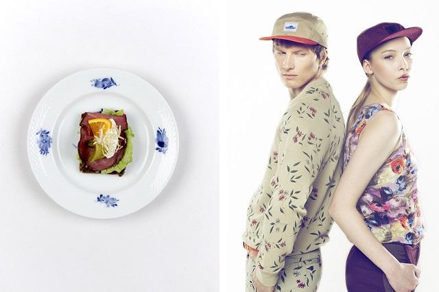 Best of Danish Food and Fashion от Bitchslap Magazine