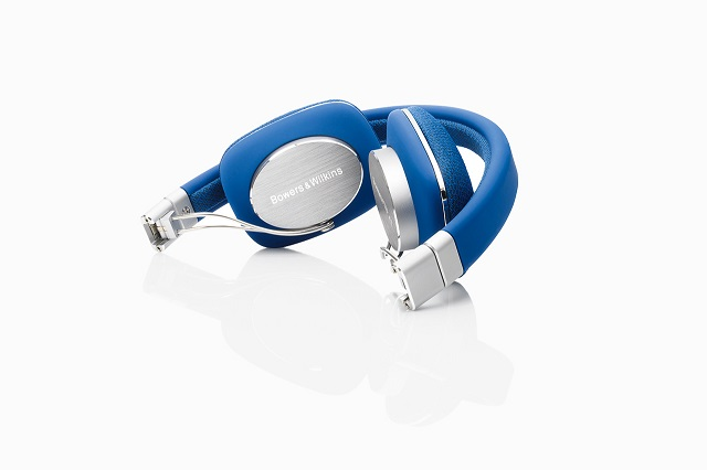 Наушники Bowers & Wilkins P3 in Blue