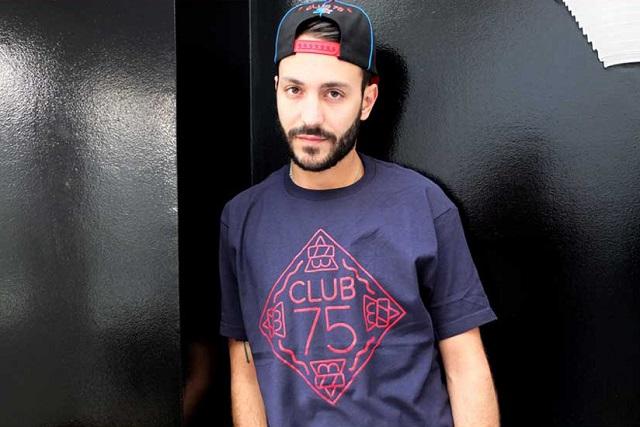 Лукбук Club 75 Весна/Лето 2013