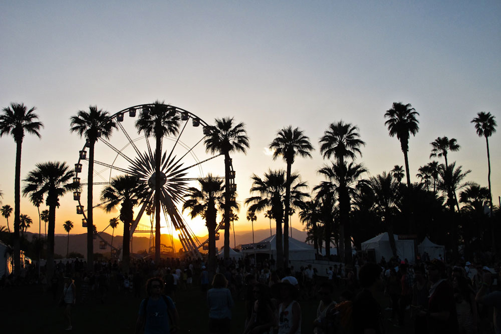 Фестиваль Coachella 2013. Часть 2