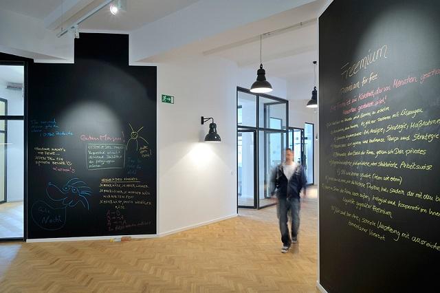 Офис Интернет-агентства Covus в Берлине
