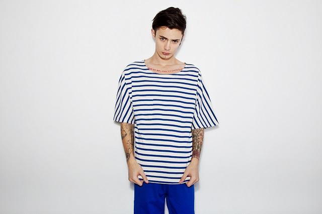 Коллекция одежды марки Etudes Весна/Лето 2013