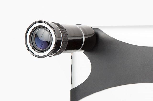 iPad Telephoto Lens: 12-кратный телеобъектив для iPad и iPad mini