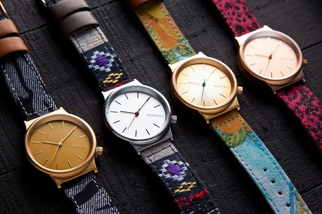 Коллекция наручных часов Komono Весна/Лето 2013