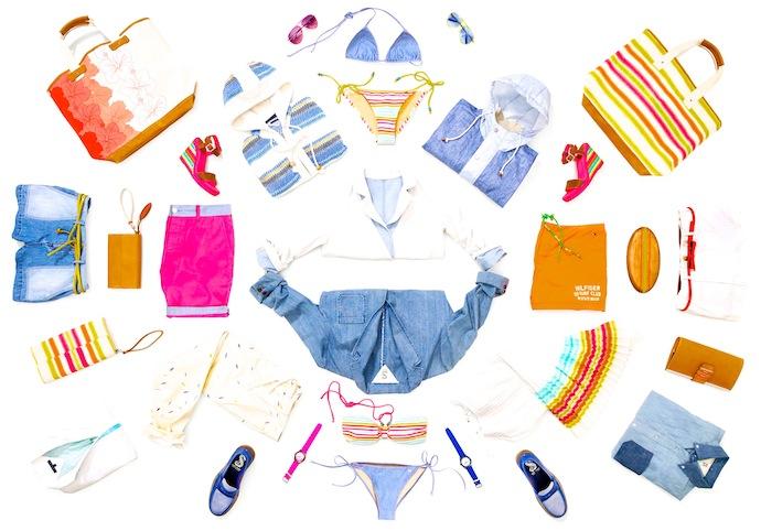 Летняя коллекция Tommy Hilfiger 2013