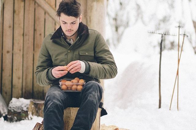 Лукбук осенне-зимней коллекции Lifetime 2013