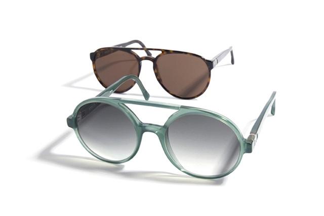 Солнцезащитные очки Mykita Весна/Лето 2013