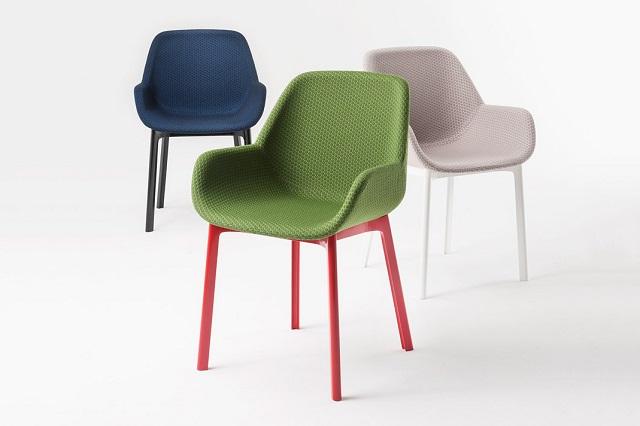 Кресло Clap от дизайнера Патриции Уркиола для Kartell