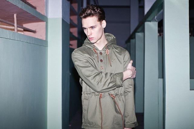 Коллекция одежды Outerwear от Publish Весна/Лето 2013