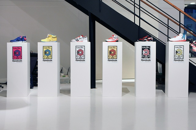 Выставка Reebok Classics