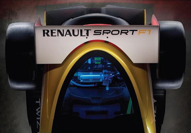 Концепт-кар Renault Sport F1 Twizy