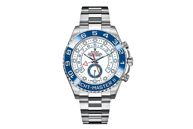 Новые часы Rolex Oyster Perpetual Yacht-Master II
