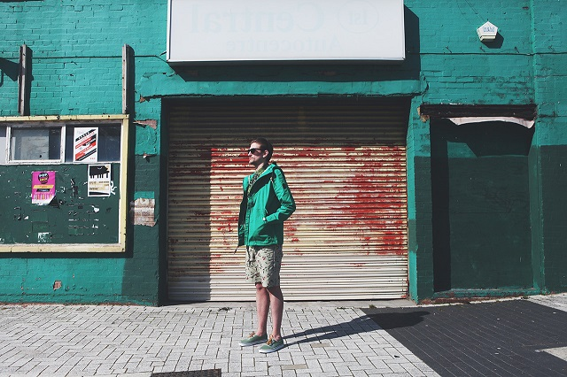 Лукбук весенне-летней коллекции одежды марки Street Casuals