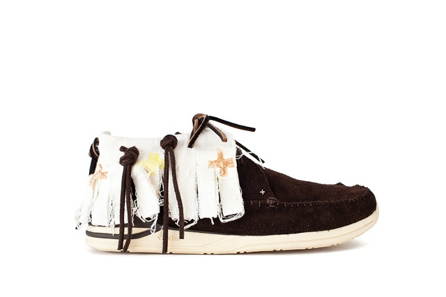 Обувь Visvim FBT AMDO-FOLK Весна/Лето 2013