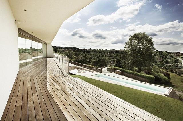 Оригинальный дом Villa P от Love Architecture