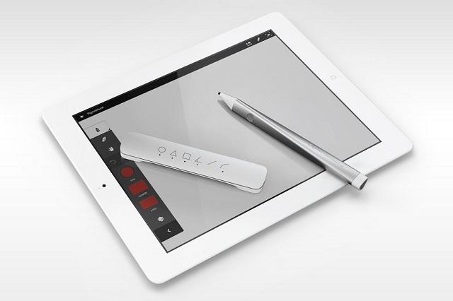 Adobe анонсировала перо Mighty электронную линейку Napoleon