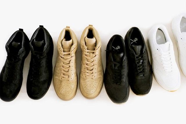 Вышла долгожданная коллаборация A.P.C. x Nike
