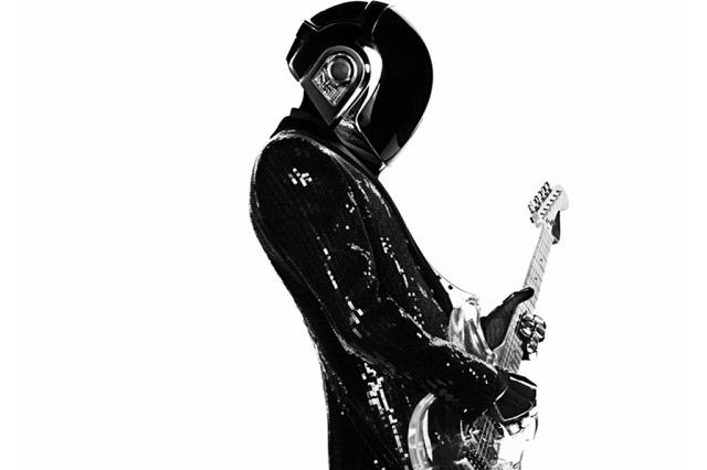 Музыкальный проект Saint Laurent и Daft Punk