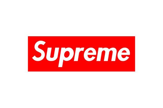 Supreme зарегистрировали свою торговую марку только две недели назад?