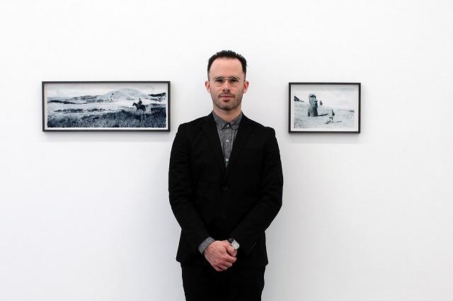 """Выставка Даниэля Аршама """"Easter Island"""""""