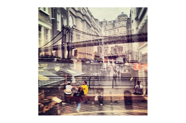 Нью-Йорк + Лондон в снимках Даниеллы Зальцман