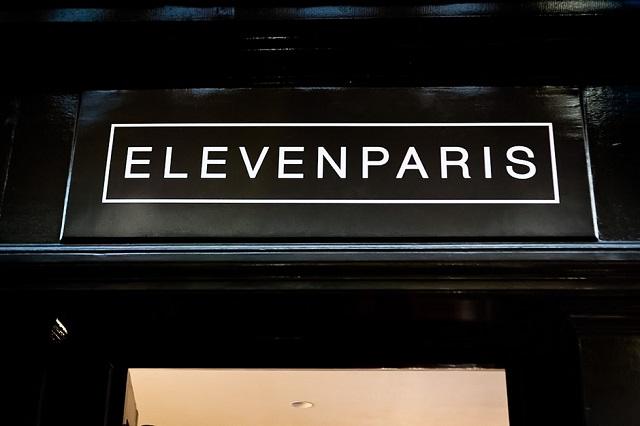 Открытие нового магазина марки Eleven Paris в Лондоне