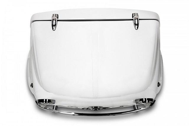 """Мини-холодильник """"Smeg 500″ от дизайн-бюро Independent Ideas"""