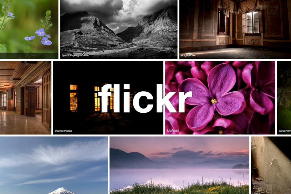 Yahoo! представила масштабное обновление Flickr